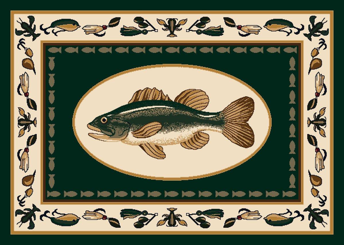 Milliken Fishtales Rug