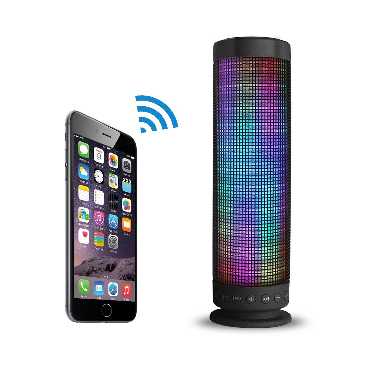Pixnor® Portable Bluetooth Sp...
