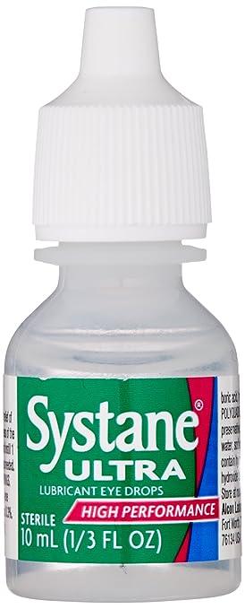 Alcon Systane Ultra 10 milliter Bottles 3 Pack