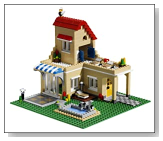 6754 family home creator set