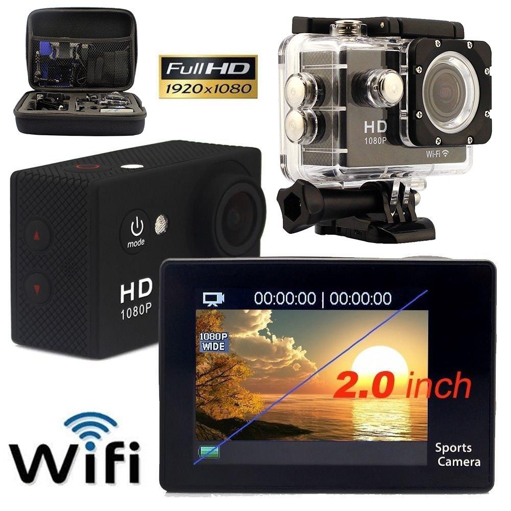 12MP Full HD1080P 2.0Inch WiFi...