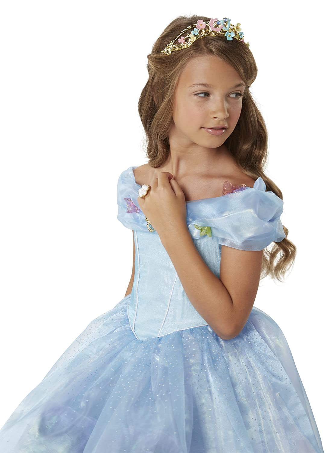 Little Girls Nails And Girls On Pinterest: Cinderella Costumes For Little Girls