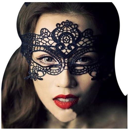Sexy Lace Eyes Mask - $2!