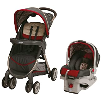Graco FastAction Fold Click Connect Travel System/ Click Connect 30