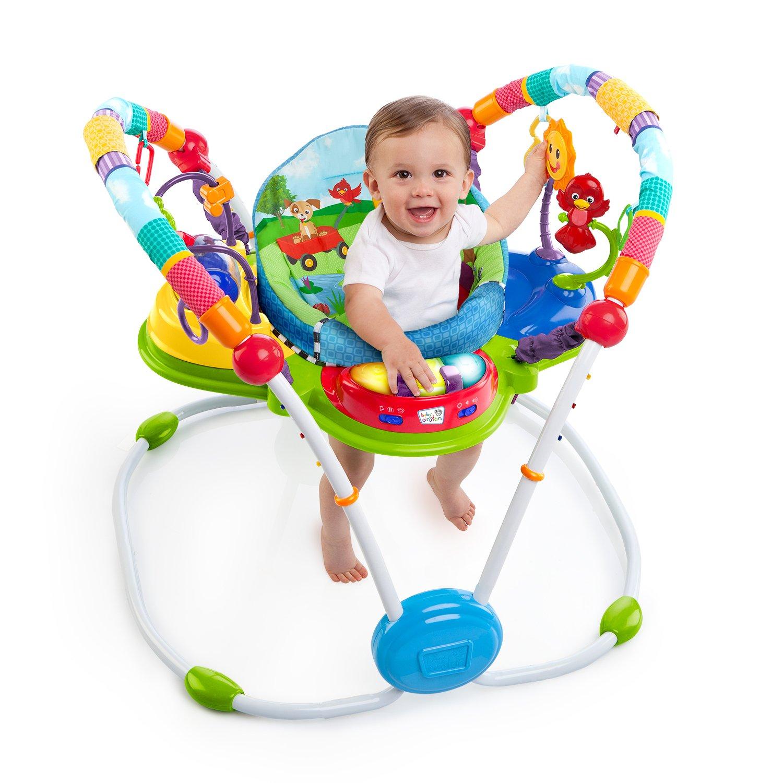 e46f09288 Baby Einstein Musical Motion Activity Kid Jumper Infant Bouncer Toy ...