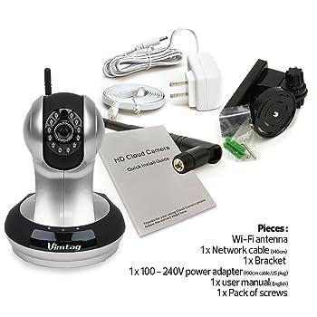 security camera reviews - Vimtag (Fujikam) 361 HD