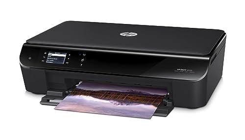 HP ENVY 4500 - Impresora multifunción de tinta color (impresión móvil HP ePrint, HP WiFi Direct), negro