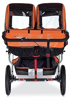 bob revolution double stroller manual