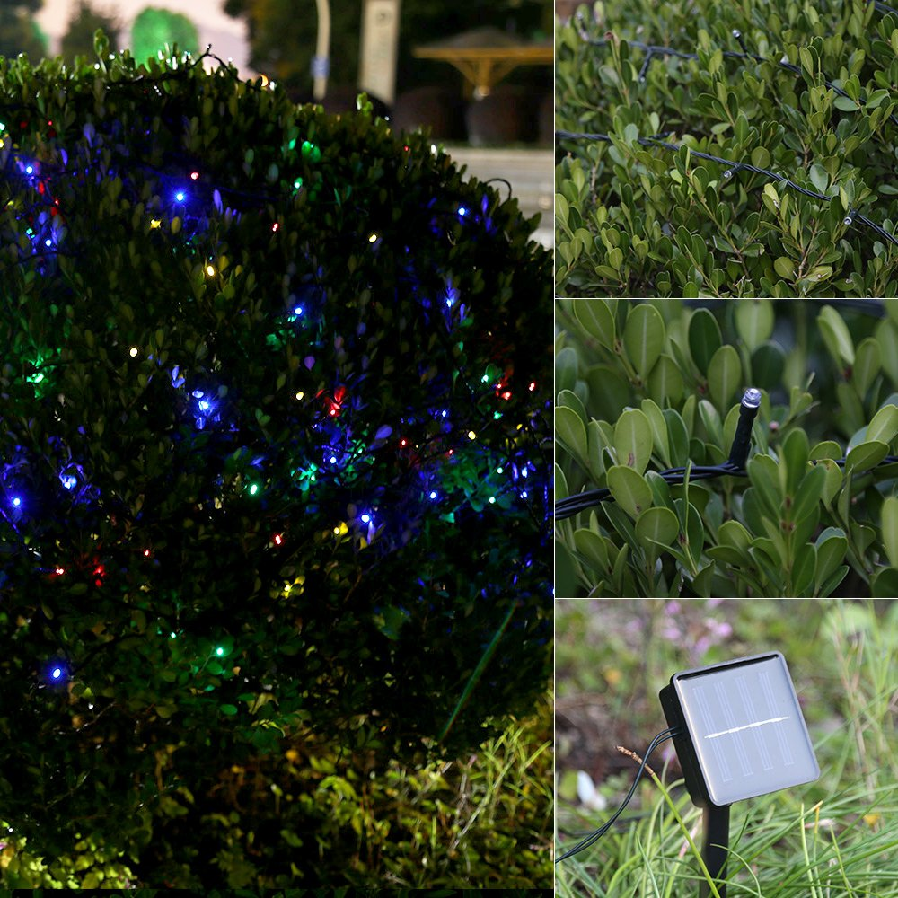 ADDLON Solar LED String lights...