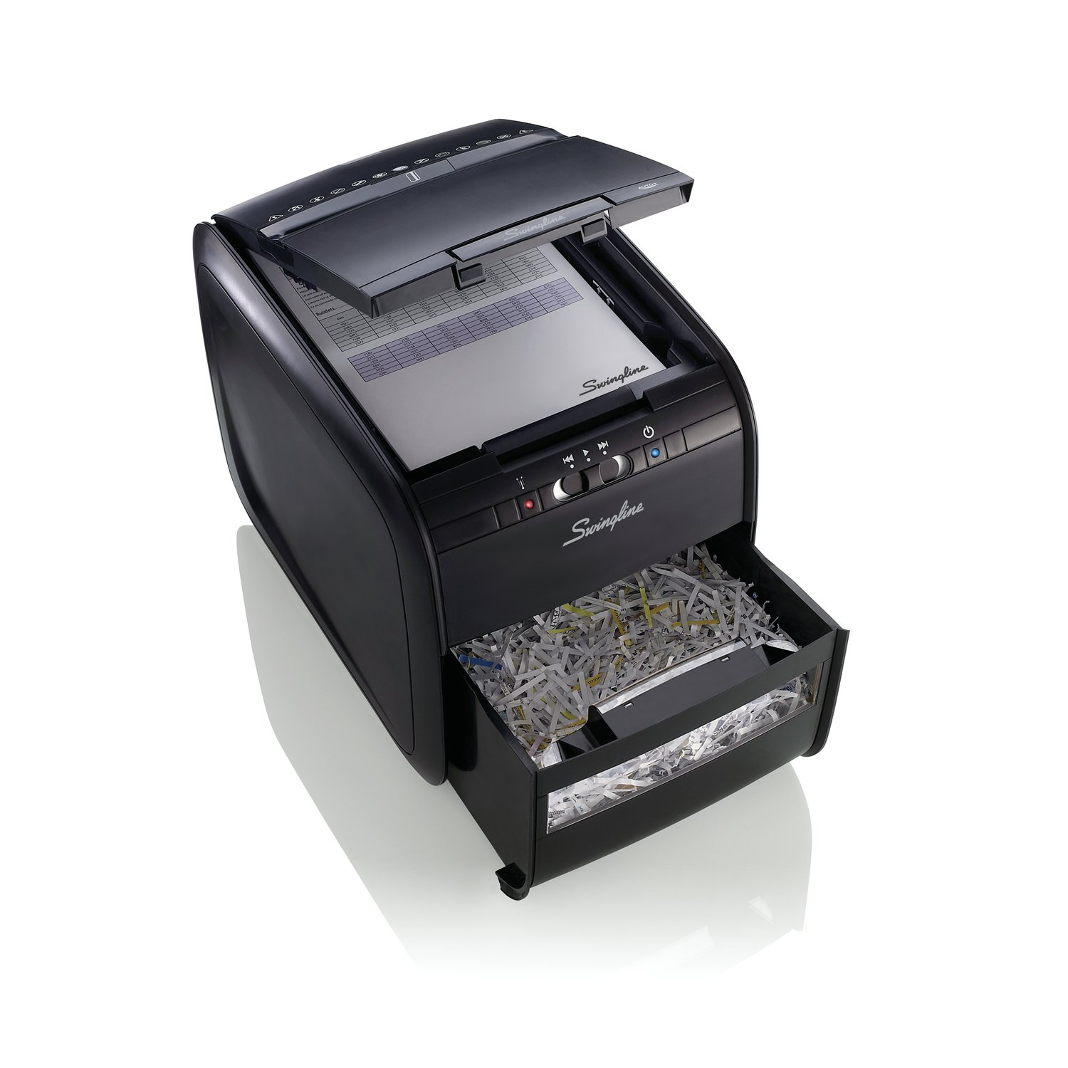 Swingline Paper Shredder, Stac...