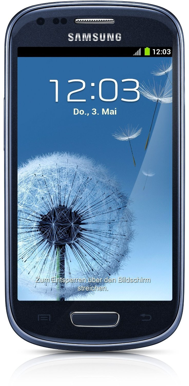 Samsung Galaxy S3 mini I8190 Smartphone, Android 4.1