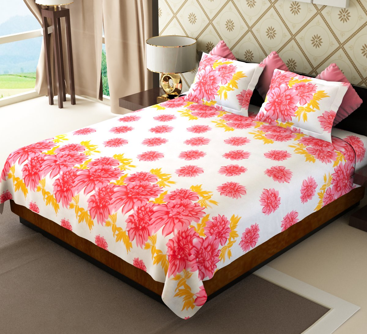 71M8TeZUVoL._SL1200_ Home Furnishing 50% off or more from Rs. 149 – Amazon