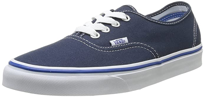 Vans Authentic - Zapatillas de lona, unisex en Amazon