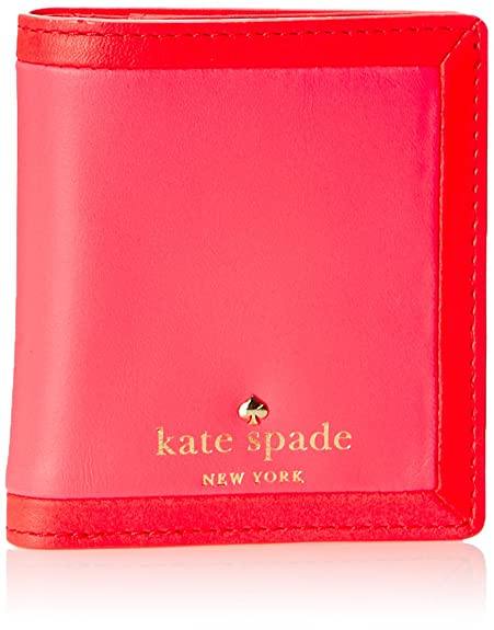 kate spade new york Sunset Court Small Stacy Bifold -- $98