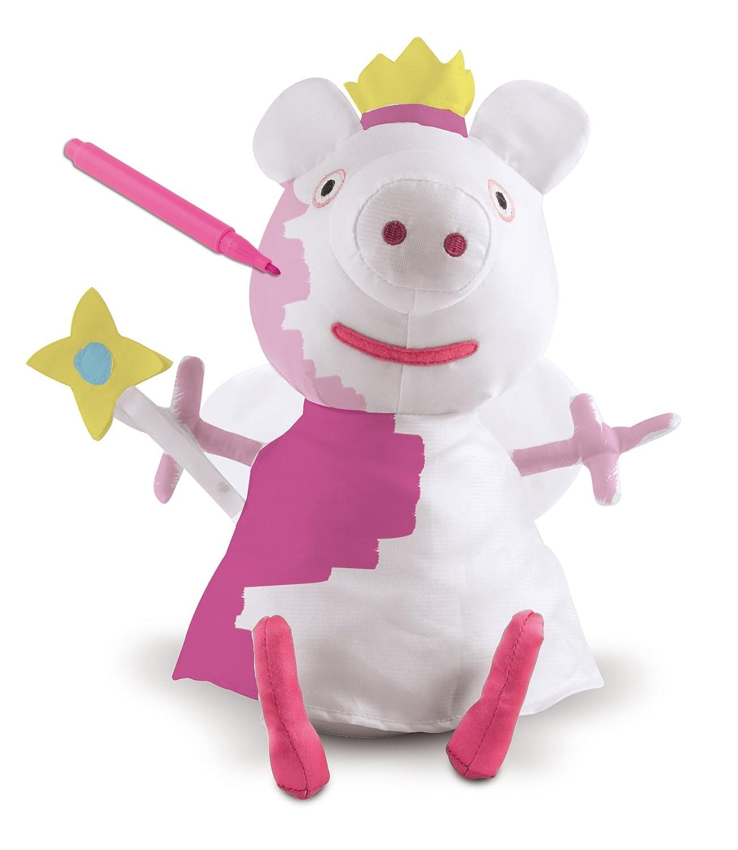 Compra Peppa Pig Peluche Para Colorear Online Linio Colombia # Muebles De Peppa Pig