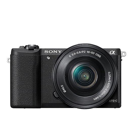 Sony ILCE-5100 en Amazon