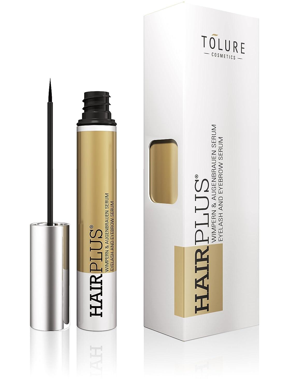 Tolure Cosmetics Hairplus, Wimpern- und Augenbrauenserum, 3 ml