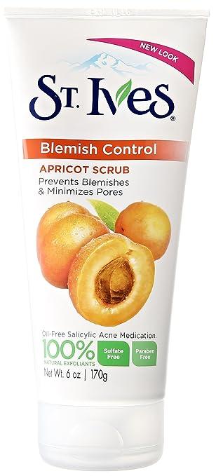 St. Ives Apricot Scrub, Blemish Control
