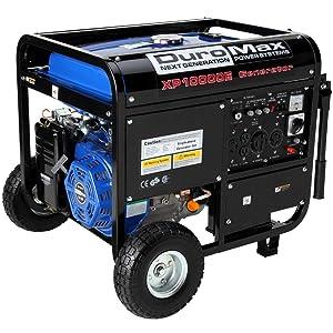 Duromax XP10000E portable generator reviews