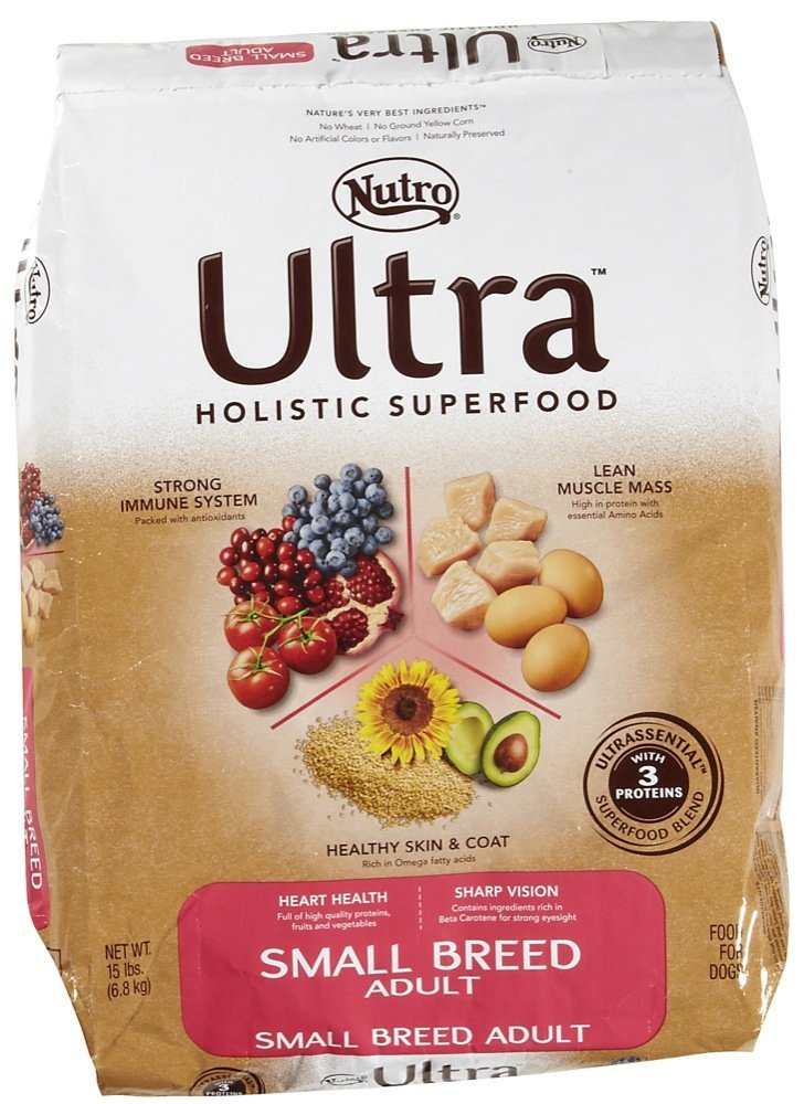 Nutro Ultra Dog Food >> Best Dog Food for Shih Tzus: How to Pick the Good Shih