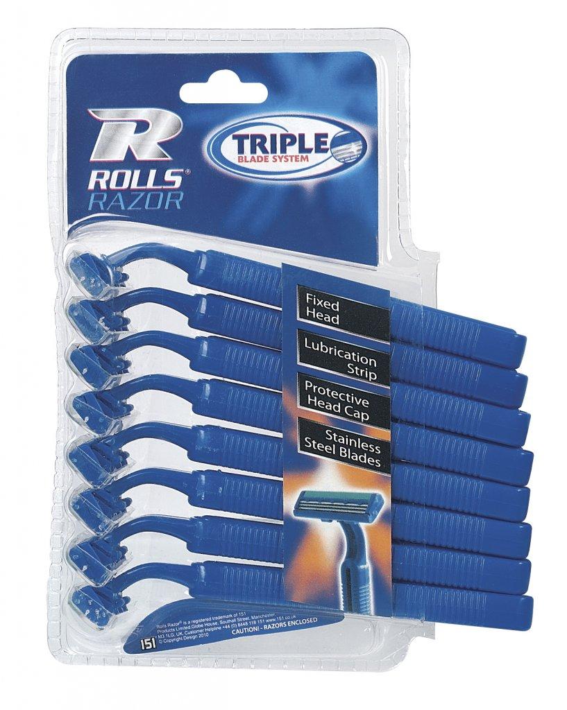 Rols razor tripple