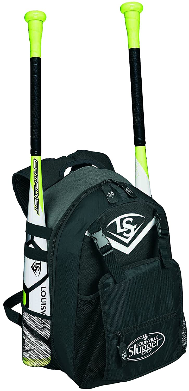 fa7e636148 Louisville Slugger has long been a top name in baseball bats and equipment.  Their Series 5 Stick Bag is a durably constructed