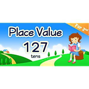 Place value for the 2nd grade Free
