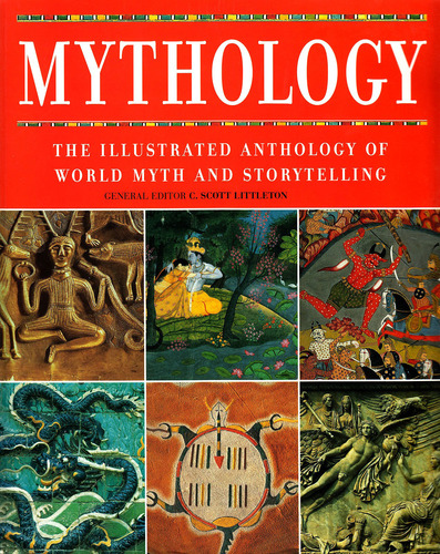 Dictionary of Mythology: A Fascinating Guide to Gods, Demigods, Quests, and Legends