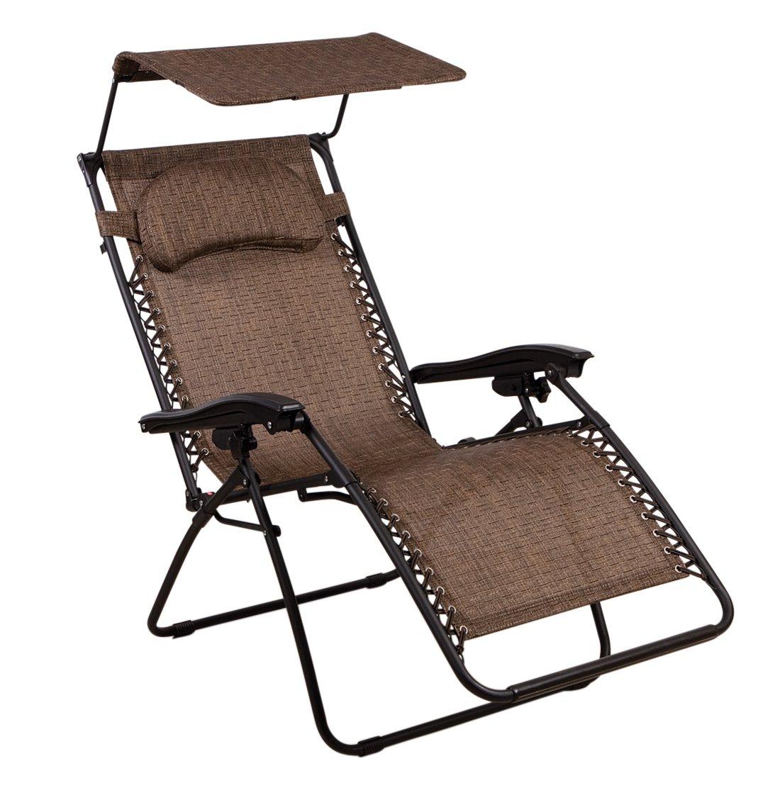 Top 2 oversized zero gravity chairs - Summerwinds