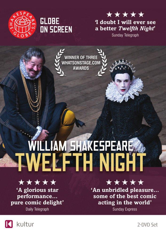 Twelfth Night starring Mark Rylance & Stephen Fry