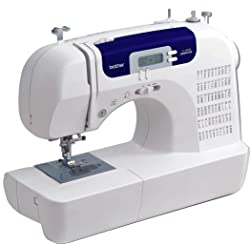 Brother CS6000i Computerized Sewing Machine with 60 Built-In Stitches