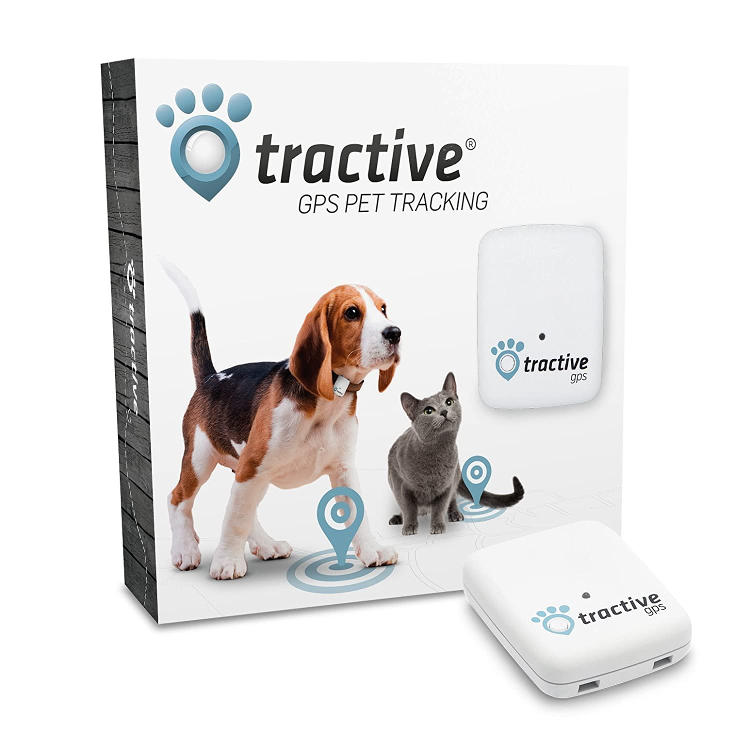 eeec9951c952 Tractive Gps Pet Tracker Follow Track Find A Lost Cat Or Dog