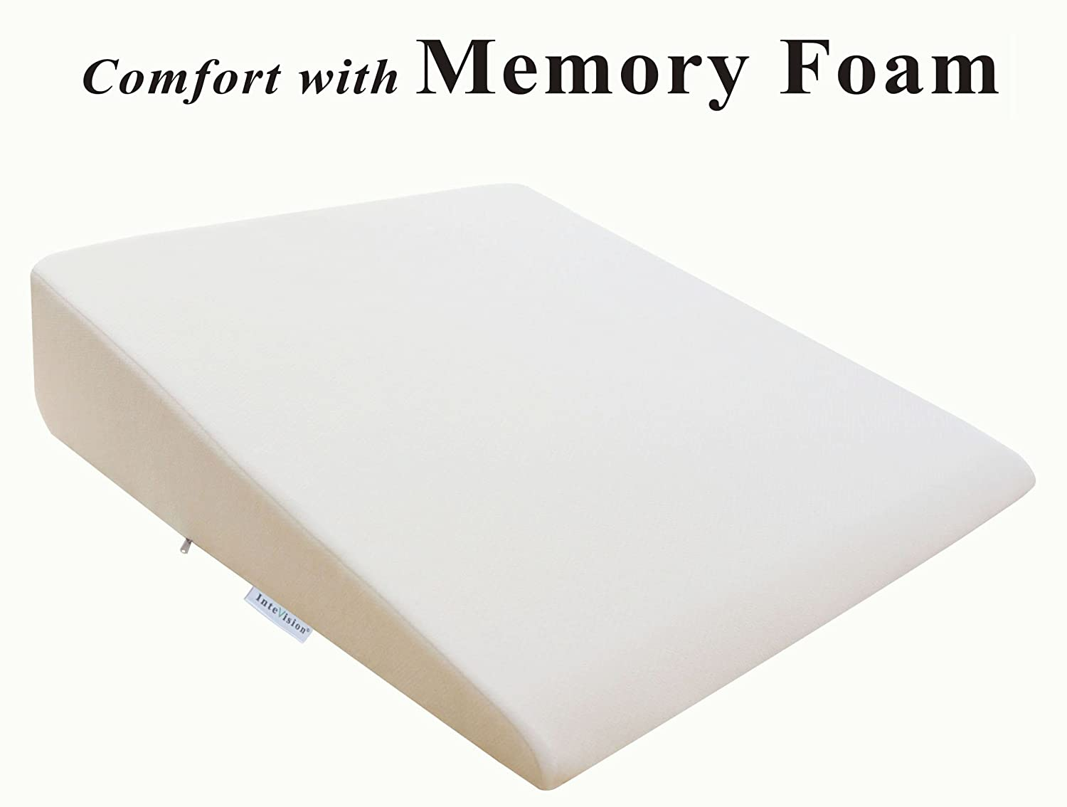 best bed wedge pillow