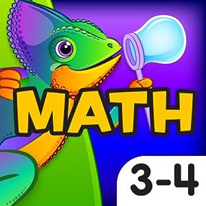 Bubble Pop Math Challenge Gr. 3-4