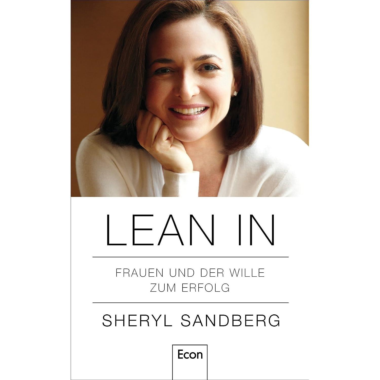 Buchcover Lean In: Frauen und der Wille zum Erfolg