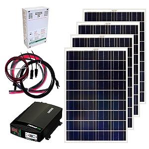 Gosolar Solar Power Generator Kit