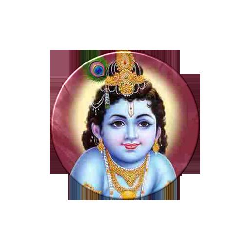 Divinità Krishna Sfondi