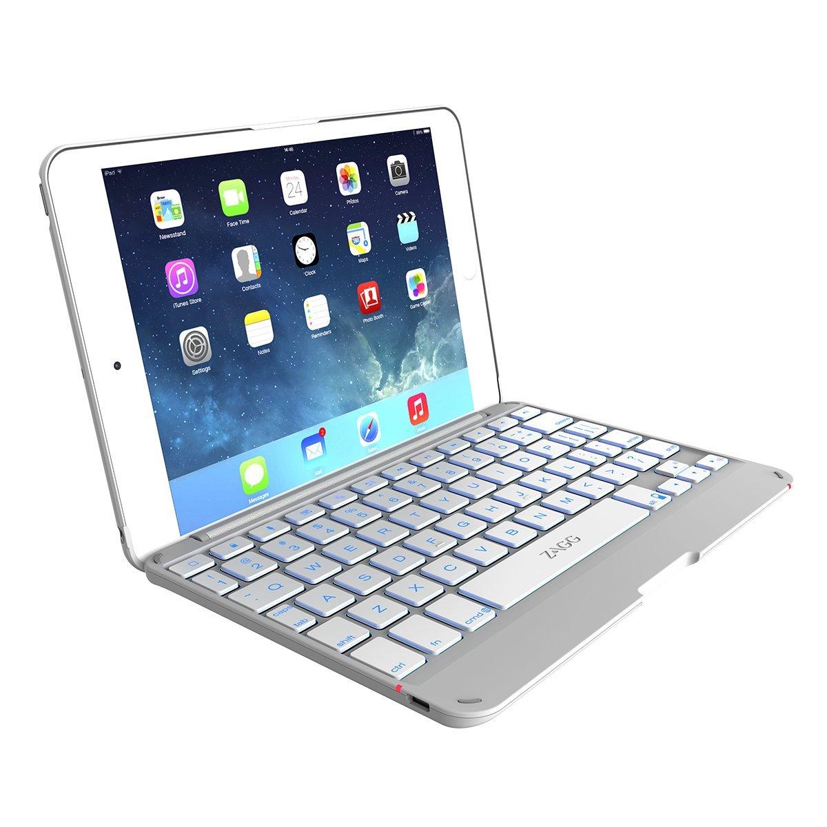 Zagg Folio Case For Ipad Mini Amp Ipad Mini Retina Hinged