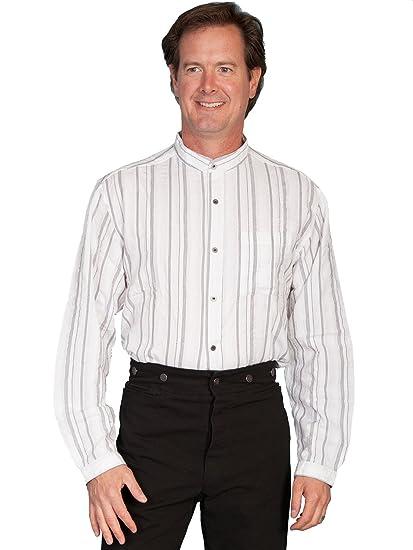 Victorian Mens Suits & Coats Lawman Shirt $49.00 AT vintagedancer.com