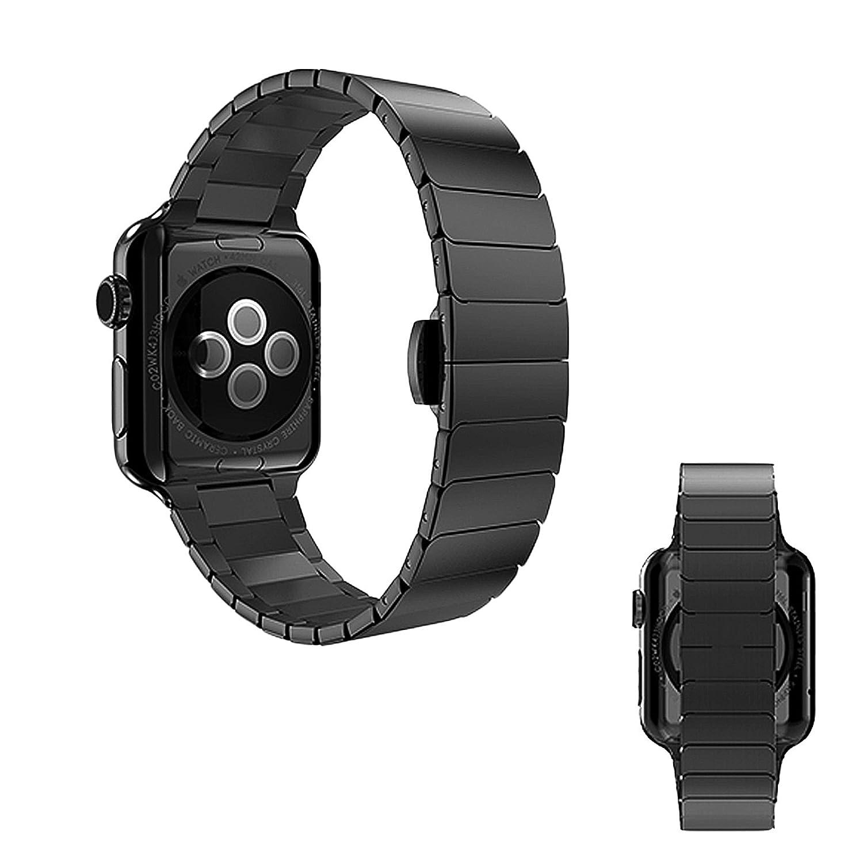OKCS Edelstahl Armband für Apple Watch – Apple Watch Armband Test Januar 2016