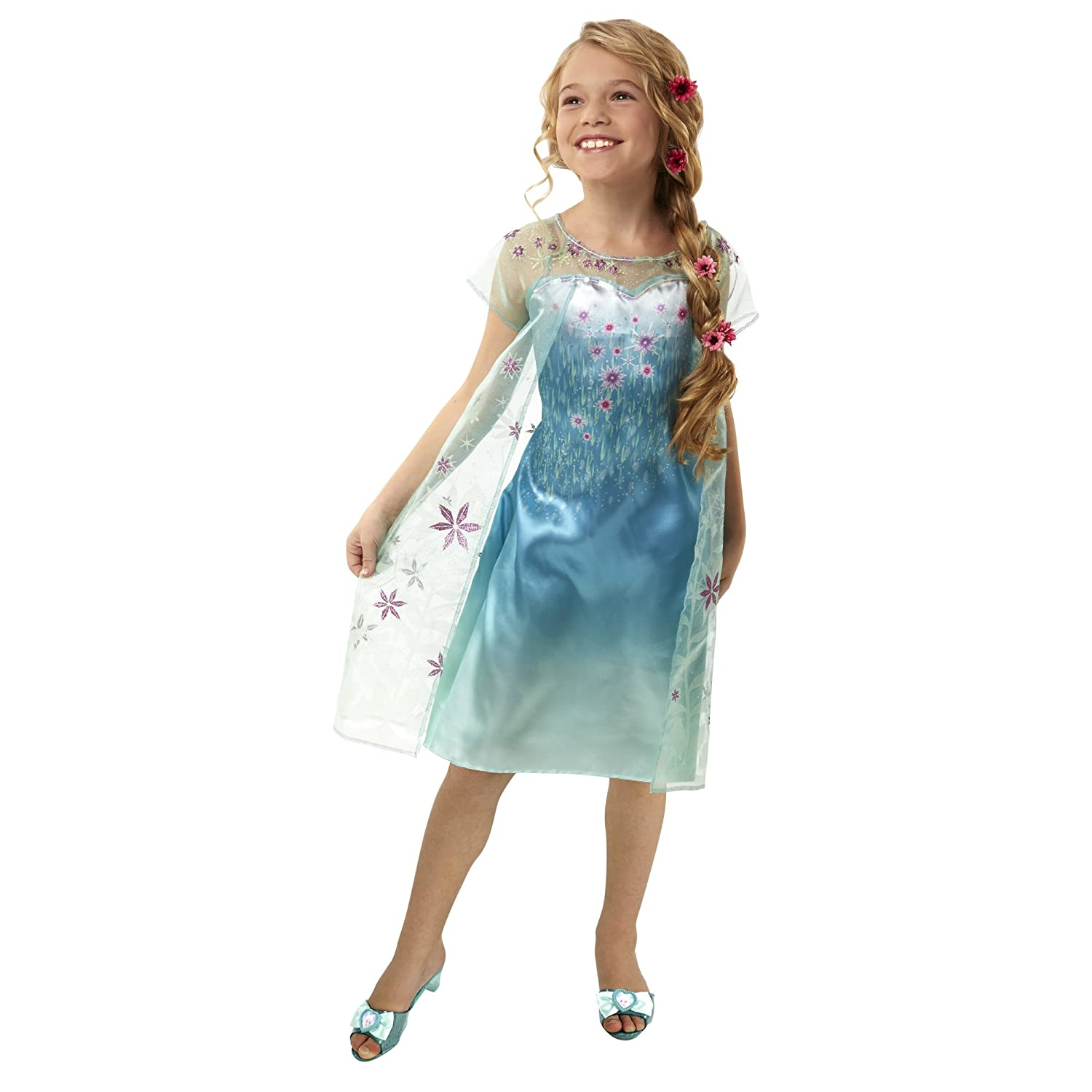 Disney Frozen Fever Elsa Dress