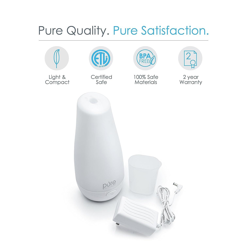 PureSpa Diffuser Essential Oil Compact Ultrasonic