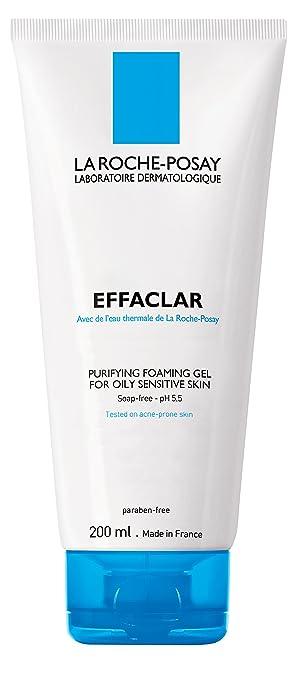 La Roche-Posay Effaclar Purifying Foaming Cleanser for Oily Skin