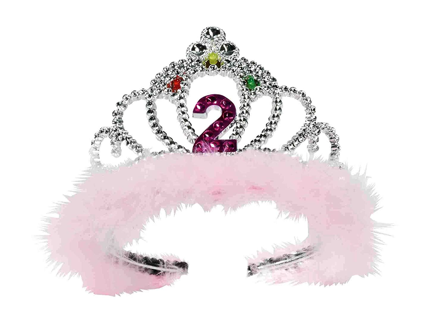 Forum Novelties 2nd Birthday Flashing Tiara