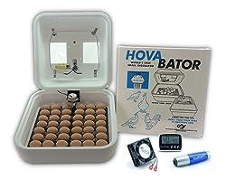 HovaBator Deluxe Egg Incubator Combo