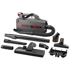 Ultimate Oreck Commercial BB900DGR XL Pro 5 Canister Vacuum Review