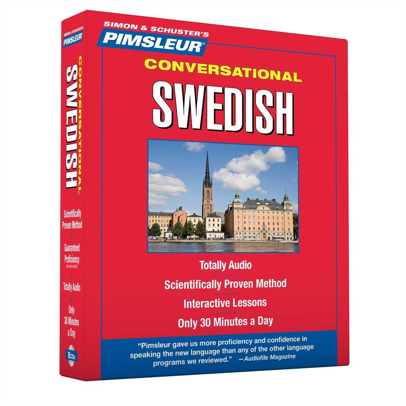 Pimsleur Conversational Swedish