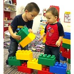24 pc JUMBO BLOCKS Building Set - Starter Pack