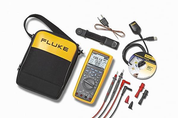 Fluke 289 True-RMS Multimeter Review