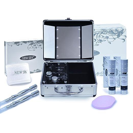 Diamond Microdermabrasion Portable Machine New Spa Home Skin Care Kit Reviews